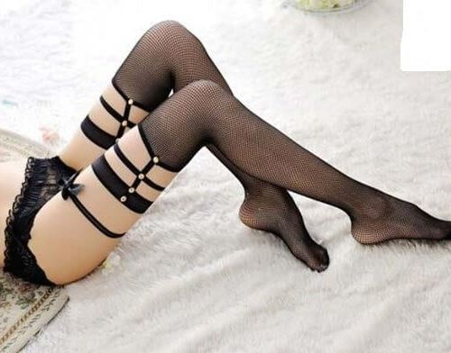 leg-stocking-black-socks-2