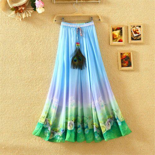 elegant-skirt-style-2-green