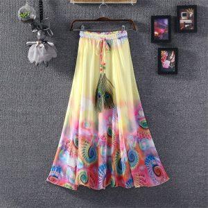 eligant-skirt-style-4-yellow