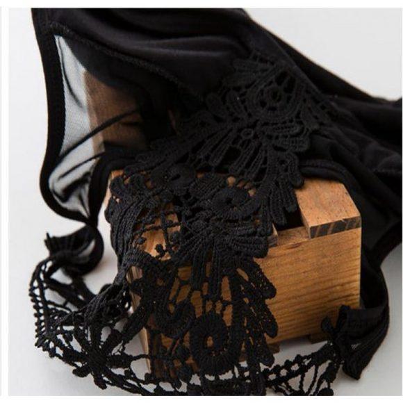 sexy-floral-lace-bra-black