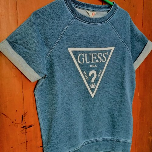 guess-pullover-crop-top-navy
