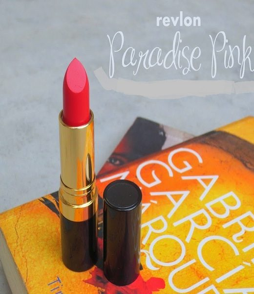 Revlon Paradise Pink Super Lustrous Lipstick Matte 016