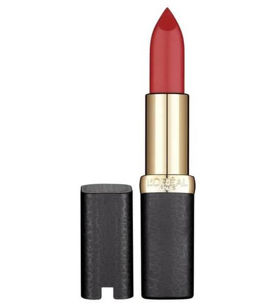 loreal-lipstick-addicted-matte-349-paris-cherry