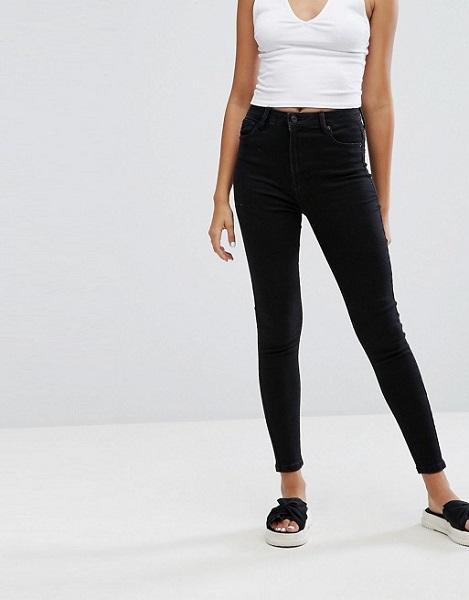 bershka-skinny-high-waist-jeans-s-black