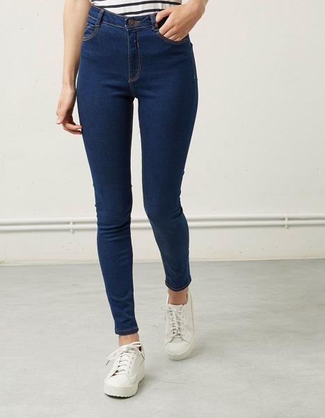 bershka-skinny-high-waist-jeans-s-navy-blue