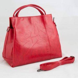 Supersoft-trendy-handbag-red