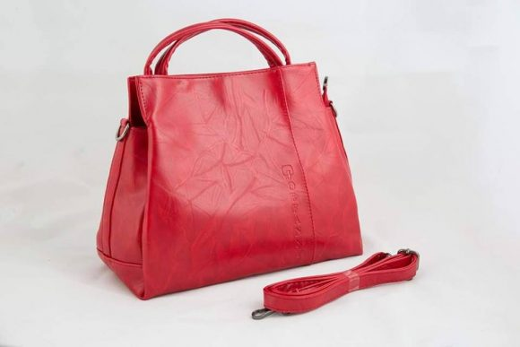Supersoft-trendy-handbag-red