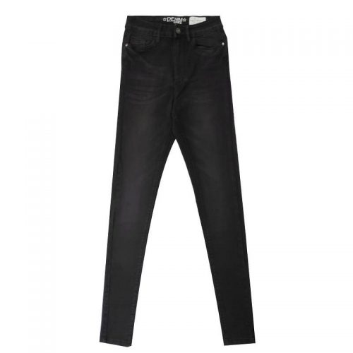Black-Super-Skinny-Stretchable-Jeans-Pants-Denim-1982
