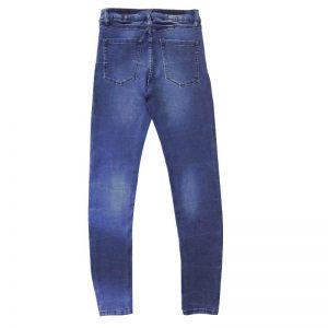 Navy-Blue-Super-Skinny-Stretchable-Jeans-Pants-Denim-1982-2