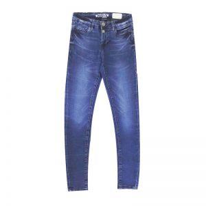Navy-Blue-Super-Skinny-Stretchable-Jeans-Pants-Denim-1982