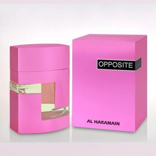 AL HARAMAIN Opposite Pink Perfume for Women (AHP1780) - 100 ml