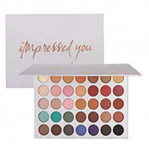 Beauty Glazed 35 Colors impressed you Eyeshadow Make Up - 250gm - TSH1084