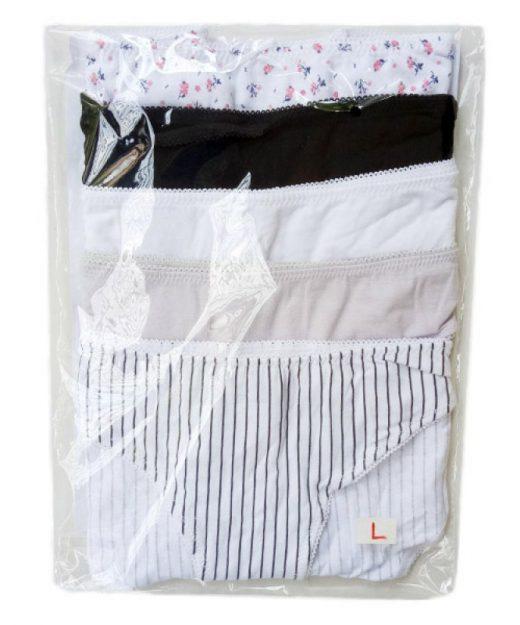 branded 100% Cotton Panty L