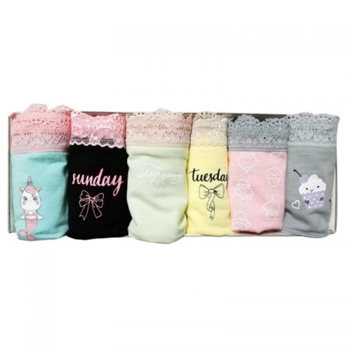 Brands Cotton Panties Combo Pack